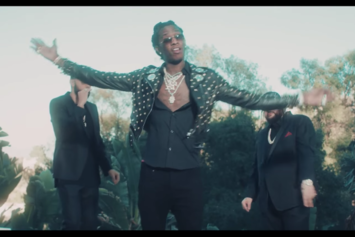 """Belly Feat. Young Thug, Zack """"Consuela"""" Video"""