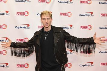 Machine Gun Kelly Previews New Music With Quavo & Ty Dolla Sign