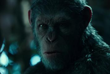 """Watch An Epic New Trailer For """"War For Planet Of The Apes"""""""