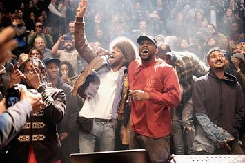 """Kanye West's """"The Life Of Pablo"""" First Streaming-Only Album To Go Platinum"""