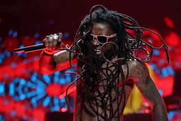 Lil Wayne Upsets Fans When He  Shows Up Late At A Florida Concert