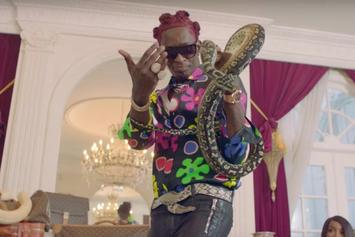 "Young Thug ""All The Time"" Video"