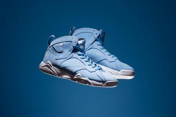 "Everything You Need To Know About The ""Pantone"" Air Jordan 7 Release"