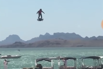 If This Flyboard Is Real, Sign Me Up!