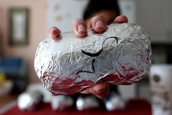 Watch This Guy Take Down 5 Chipotle Burritos In Under 4 Minutes
