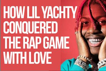 How Lil Yachty Conquered The Rap Game With Love