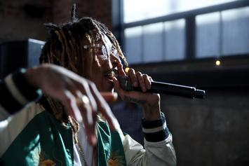 Wiz Khalifa Shares New Pictures Of Him And His Son