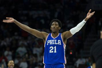 "Philadelphia Sixers Reportedly In ""Serious Talks"" To Trade For #1 Pick"