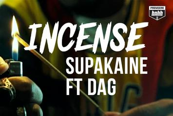 "Supakaine Feat. DaG ""Incense"""