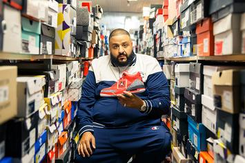 "DJ Khaled Gives In-Depth Review Of His ""Grateful"" Air Jordan 3 Collab"