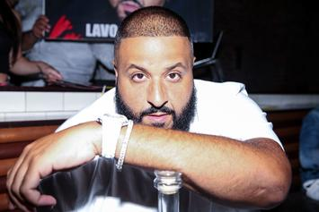 Every DJ Khaled Song With A Gold Or Platinum Plaque