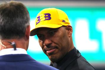 LaVar Ball Makes Bold Lakers Prediction, Gets Trolled By Joel Embiid