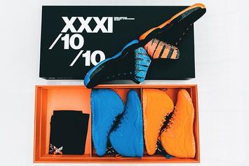 "Jordan Celebrates Russell Westbrook's MVP With ""31/10/10"" Pack"