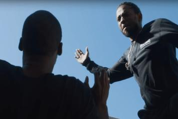 "Kendrick Lamar ""Element"" Video"