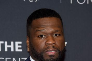 50 Cent Is Releasing New Music At The End of 2017