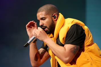Drake Reportedly Received His Lil Wayne Tattoo Five Months Ago