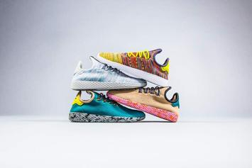 Pharrell x Adidas NMD Tennis HU Now Available