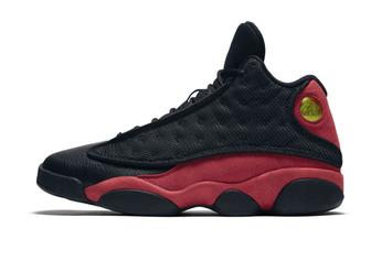 """""""Bred"""" Air Jordan 13 Releasing In Sizes For The Whole Family"""