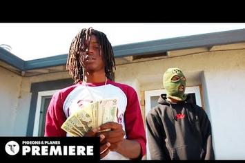 "OMB Peezy ""The Hard Way"" Video"