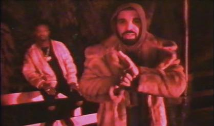 "Drake Feat. 21 Savage ""Sneakin'"" Video"