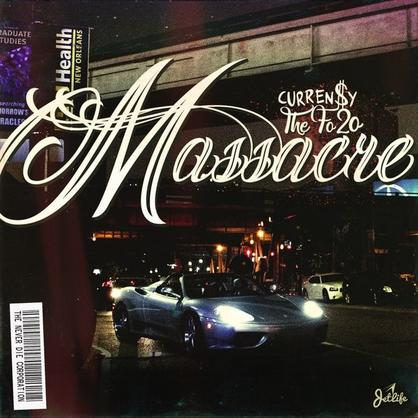 Curren$y - The Fo20 Massacre