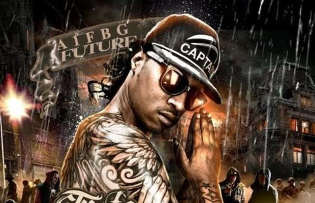 "Future ""Streetz Calling"" cover art"