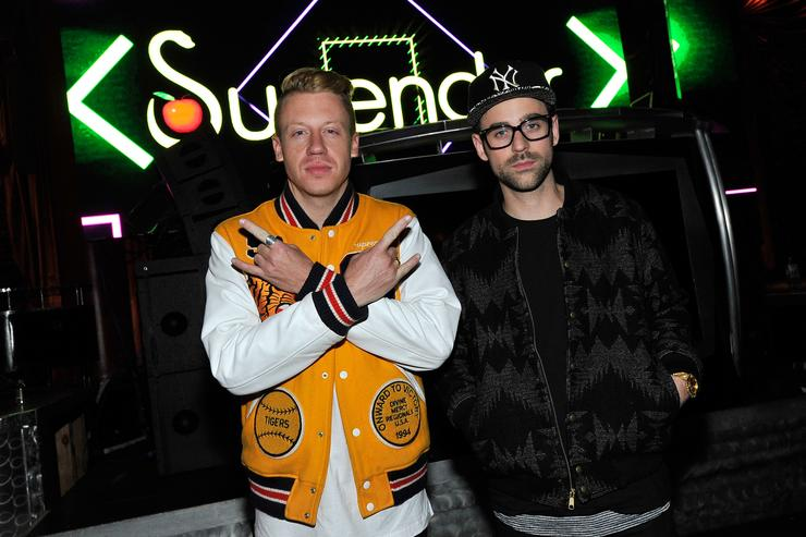Macklemore & Ryan Lewis in Las Vegas