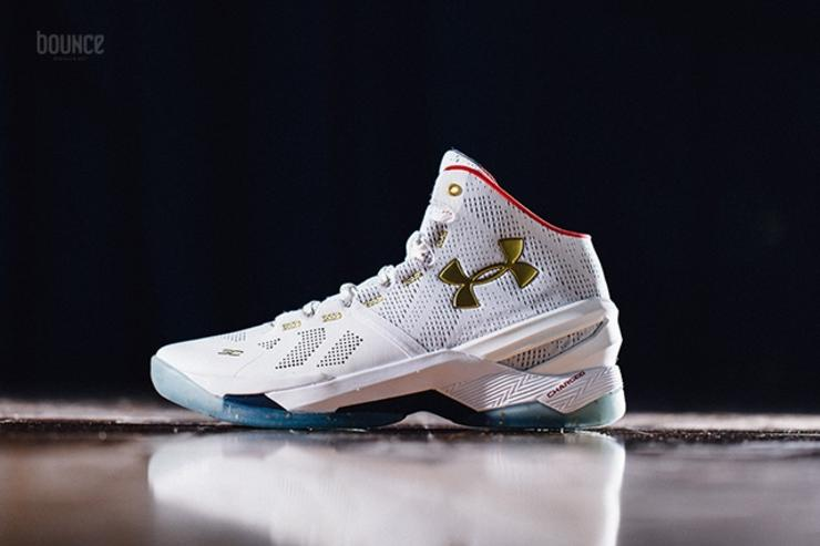 """The """"All-Star"""" Curry Two"""