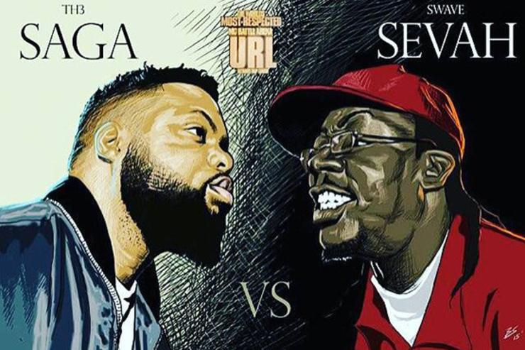 Th3 Saga vs Swave Sevah