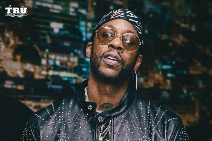 2 Chainz at the grand opening of Escobar restaurant in Atlanta.