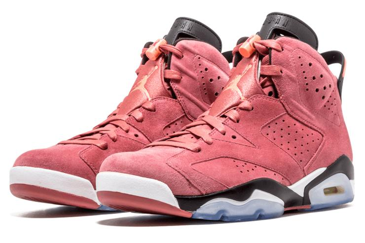 "5. Air Jordan 6 ""Macklemore"""