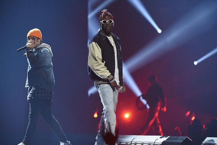 Lil Yachty performs onstage during TIDAL X: 1015 on October 15, 2016 in New York City.