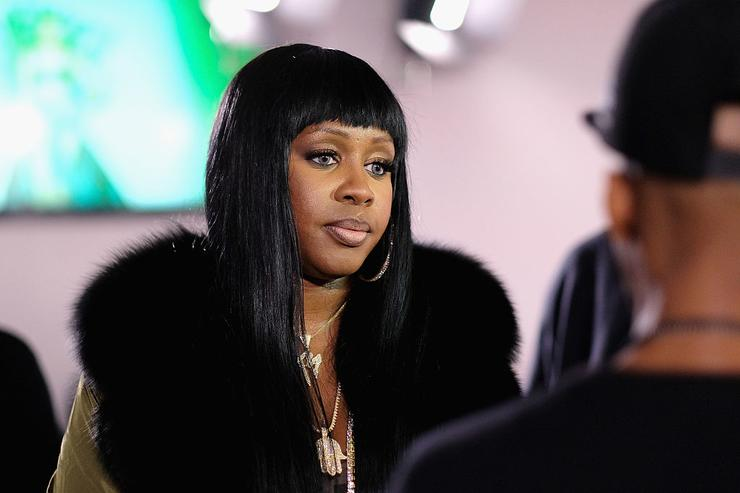 Remy Ma attends Power 105.1's Powerhouse 2016 at Barclays Center on October 27, 2016 in New York City.