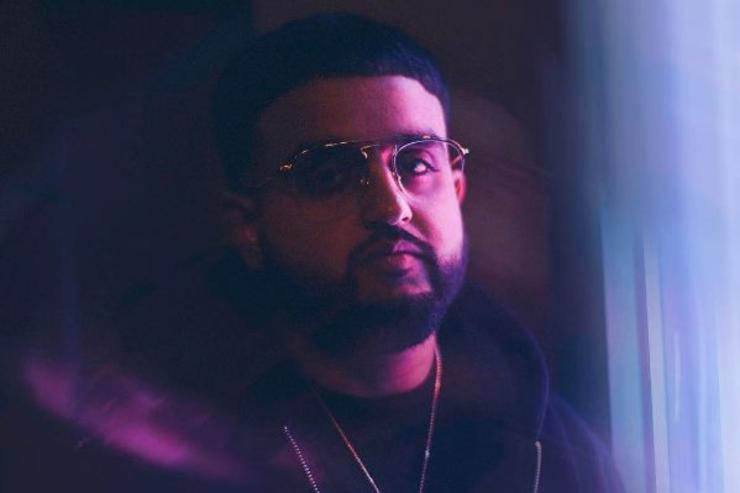 Nav poses for a photo.