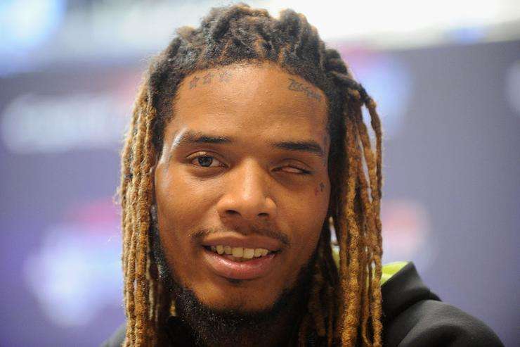 Fetty Wap attends Z100's Jingle Ball 2015 at Madison Square Garden on December 11, 2015 in New York City.