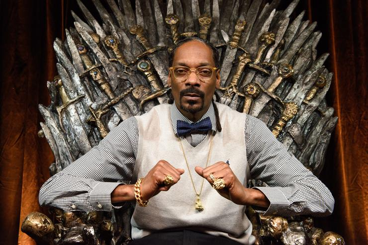 Snoop Dogg attends HBO Game of Thrones Presents: Snoop Dogg Catch The Throne Event At SXSW